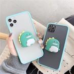 【オーダー商品】グリップ付き Dinosaur iphone case