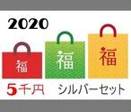 2020 セカンドステージ 5千円ジグ福袋シルバーセット