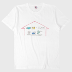 Tシャツ 「ロックダウン4週目レポート」