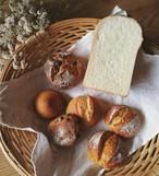 1/11(金)発送 お味見♪『栗粉のケイク』1/4本と焼き菓子選べます♪おまかせぎっしりパンボックス