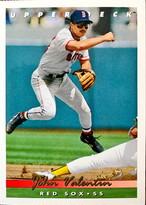 MLBカード 93UPPERDECK John Valentin #387 RED SOX