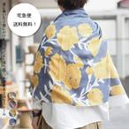 【新商品】モダール&ウール ストール 57060012(スカーフ/総柄)
