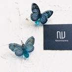 NV  Butterfly  ピアス