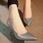 【shoes】高級感ポインテッドトゥセクシーパンプス 22446436