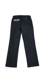 T/C SLACKS PANTS (BLACK)