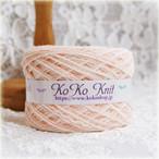 §koko§ 春花の微笑み~1玉36g以上 とても軽い糸です コットン 毛糸 引き揃え糸