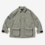 DESCENDANT DWU TWILL JACKET / 202WVDS-JKM02