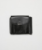 20/80 / KIP LEATHER CLIP WALLET
