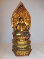 阿弥陀入来像(明治) Amidah Tathagata(made in Japan)