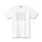【7月29日まで】期間限定!いとうちゃん よく見るといとうTシャツ(白)