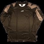 Big M Logo L/S Shirts (MHLS-2012 BLK)