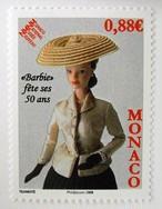 バービー人形 / モナコ 2009