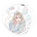 元気少女【ENO】特殊インク・剥離紙