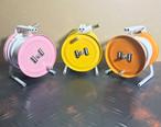USB充電器用コードリール(ぱすてる)