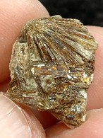 11) アストロフィライト原石