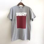 HARDCORE AMBIENCE T-shirt GRAY