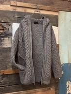 90's knit parka