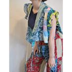【RehersalL】ethnic frill blouse(light 7) /【リハーズオール】エスニックフリルブラウス(ライト 7)