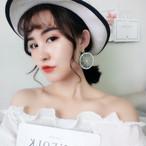 【小物】アクセサリースウィート合わせやすい韓国風イアリング