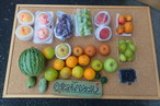 ワカヤマフルーツ 希少な夏の柑橘★ヴァレンシアオレンジたっぷり。スイカ、スモモ、桃。