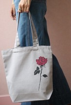 Vini vini original rose  tote bag