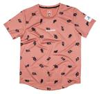 【10%OFF】ランニングTシャツ Cruising Tortoise Combat Tee - Dusty Rose Tortoise [ユニセックス] FMRSS17