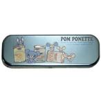 ポンポネット 缶ペンケース