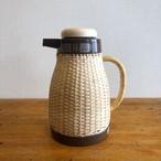 タイガー藤編み魔法瓶