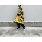 【hippiness】palette camouflage coat(Soil Lantern)/ 【ヒッピネス】パレットカモフラージュコート(ソイルランタン)