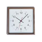 KATOMOKU muku square clock 2 km-65B