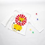太陽ライオン長袖Tシャツ