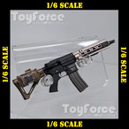 【07039】 1/6 DamToys HK416D ライフル