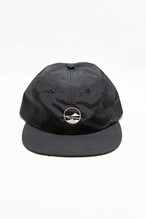 Chilly Source Logo Nylon Cap 【Black】