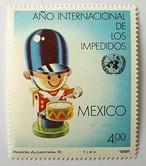 国際障害者年 / メキシコ 1981