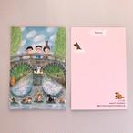 POST CARD「めがね橋」no.163