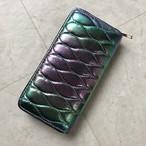 metallic wallet◇メタリック長財布