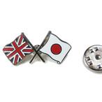ピンバッジ【国旗=日英国旗】Tradition  90040-T264
