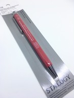 Nitoms STALOGY Low-Viscosity Oil-Based Ink Ball Point Pen Red