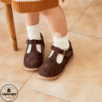 «予約» t strap shoes Tストラップ キッズシューズ