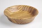 zebrawood 豆皿 100mm