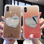 【オーダー商品】Luxury mirror iphone case