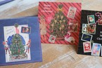 クリスマスカードのセット*