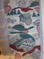 塩瀬丸帯 Maru obi sash