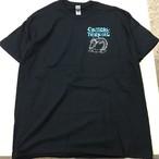 うずまきかい製 CRITICAL THINKING Tシャツ