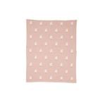 ブランケット / Ice Cream Blanket (Pink) 80×100cm (アイスクリーム) / WOOUF! BARCELONA (ウーフバルセロナ)