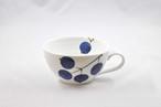 青の実 スープカップ