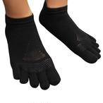 gleg socks  short length   5本指ランニングソックス
