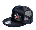 [予約商品]2019 RAKUGAKI TWIN BLACK PANTHER Tracker Cap Black