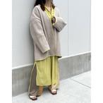 【RehersalL】Iburu jacket(beige) /【リハーズオール】イブルジャケット(ベージュ)
