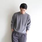 STILL BY HAND  【 mens 】cotton wool pocket kint